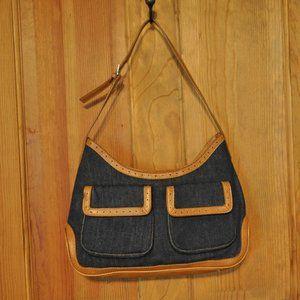 **SALE 2 for $20* Cute Jean Shoulder Bag LIKE NEW!